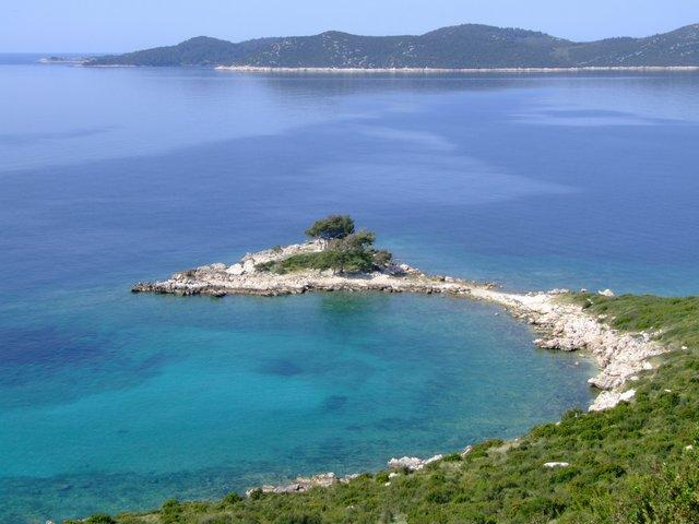 Croatian coast