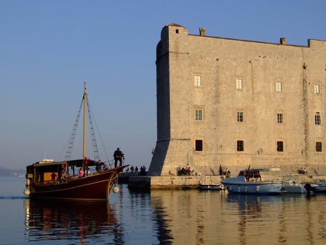 old town harbour