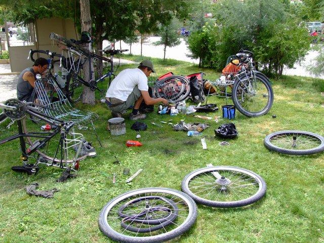 bike maintenance