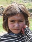 Nomad girl, Mount Ararat