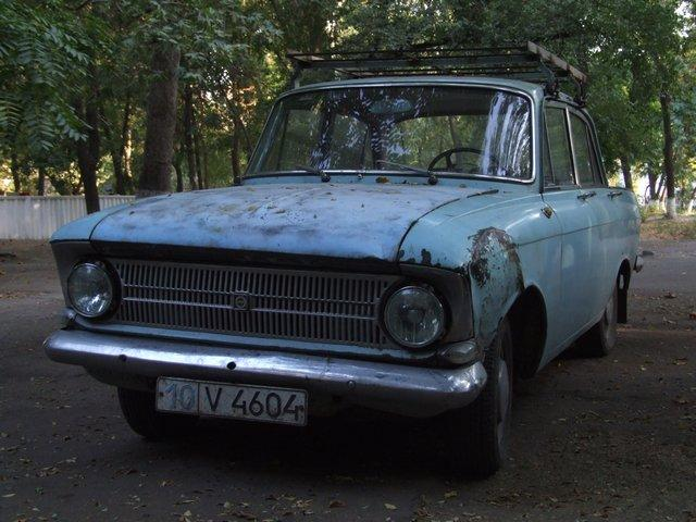 car in Tashkent