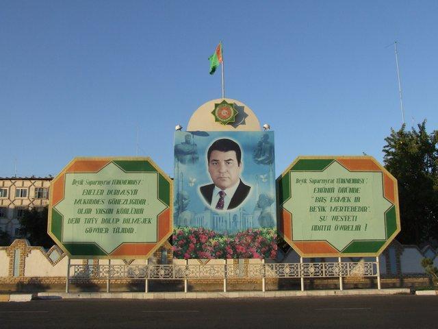 hello Turkmenistan