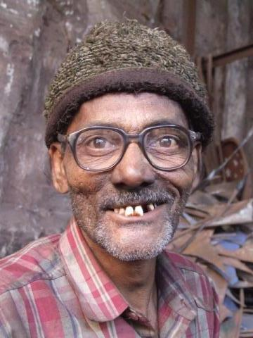 A Man in Jodhpur