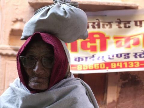 Lady in Jodhpur