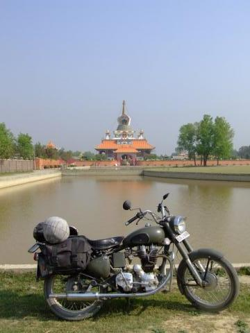 Lumbini, Buddha's birth place