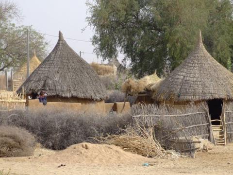 village Rajastan