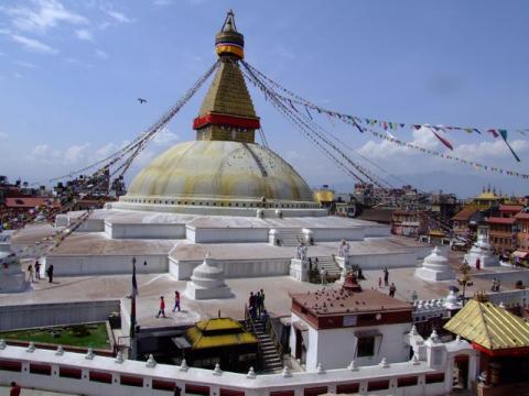 the largest Stupa around