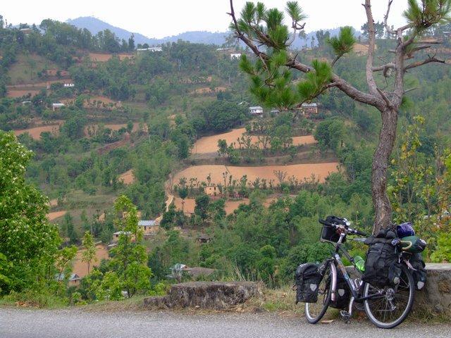 bike, Nepal