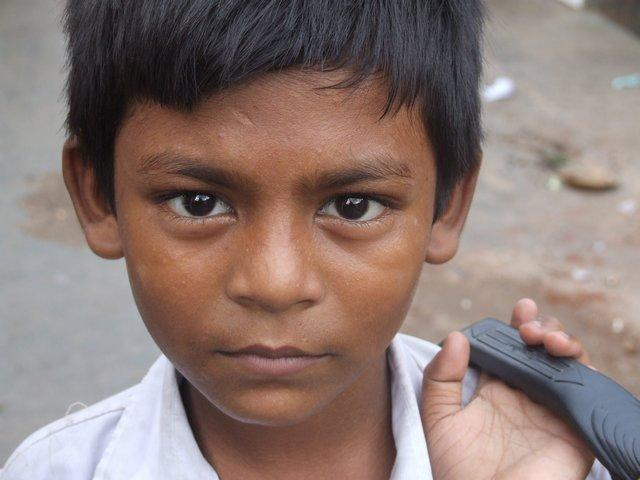 street kid, Calcutta