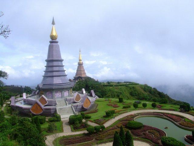 Stupa's