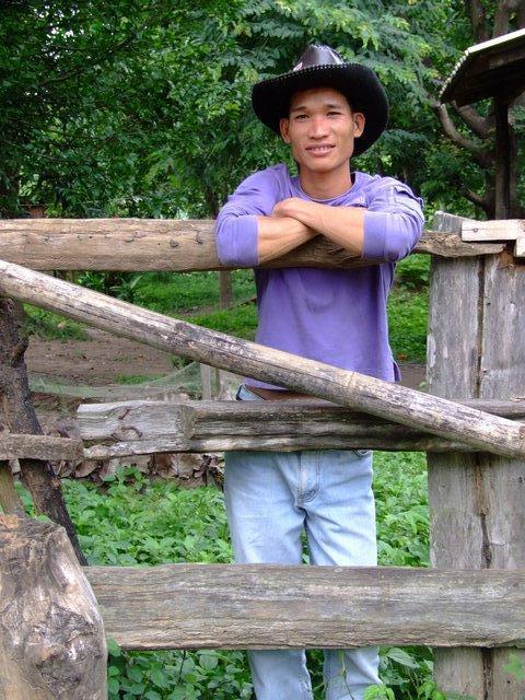 Thai Cowboy