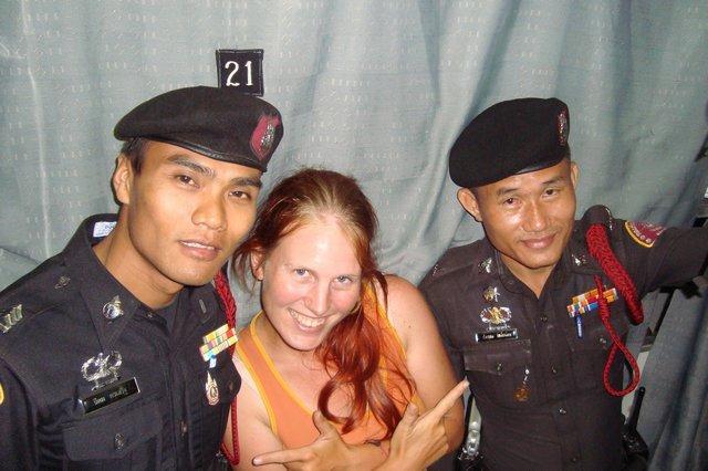 men in uniform ;-)