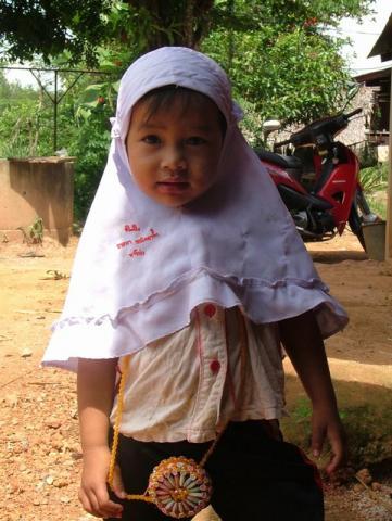 little muslima