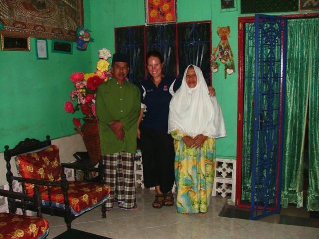 Malay papa and mama