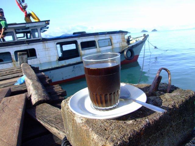 ahhh, coffee...