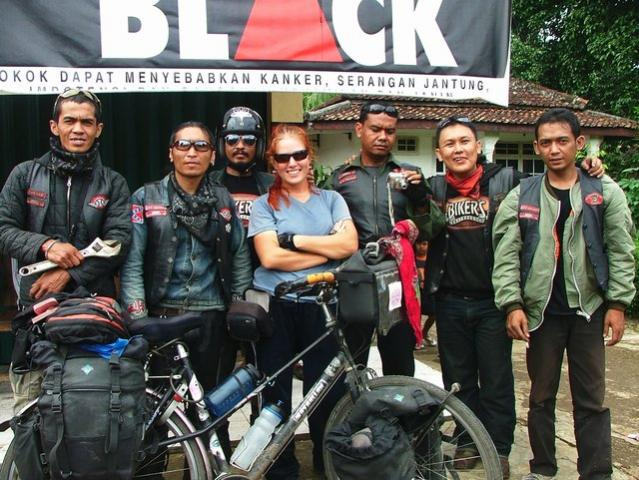 the boys from Bandung