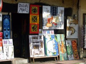 art shop Ubud