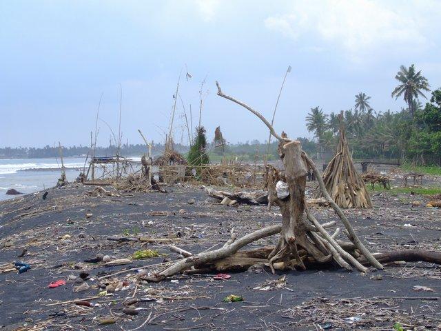 Balis beautiful beach...