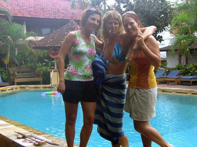 Marlies, Anna & me