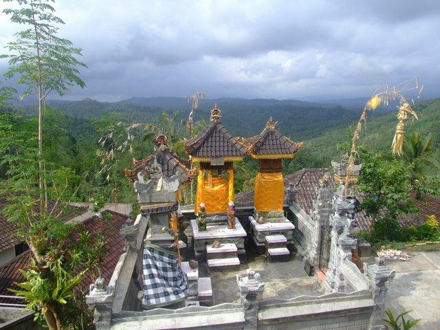 temple with a view