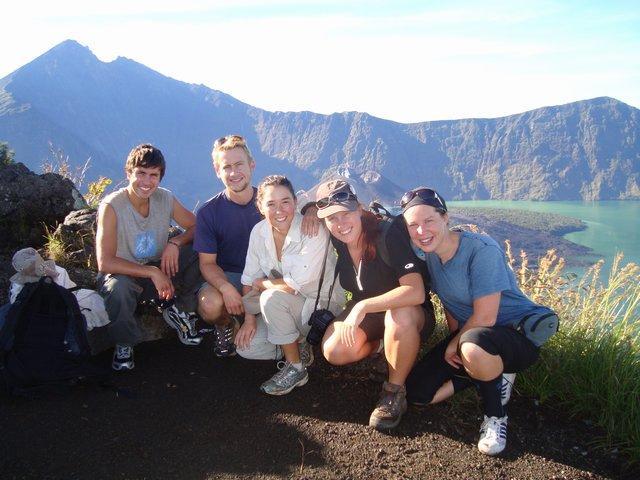Matt, Shane, Kerry, Me & Dionne