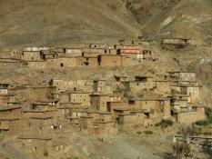 a village