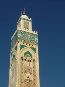 HassanII Mosque