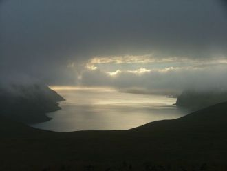 North Cape view