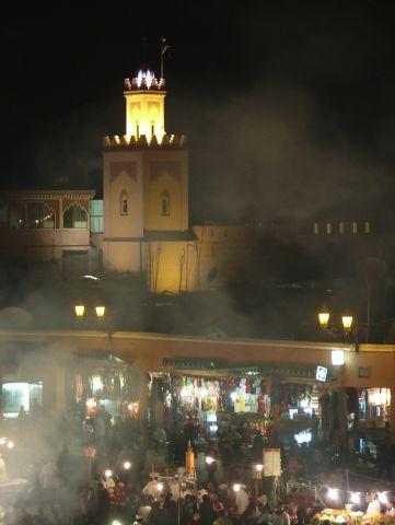 place Djemaa el-Fna