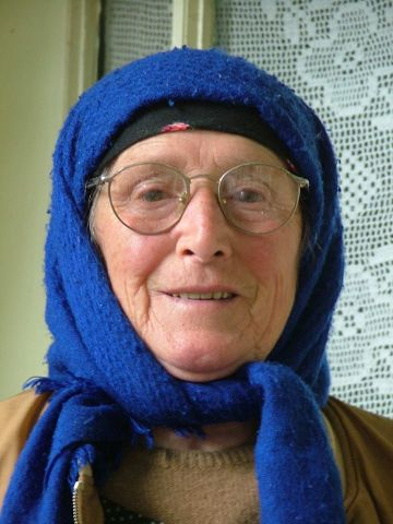 Romanian Granny