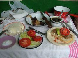 Romanian Hospitality