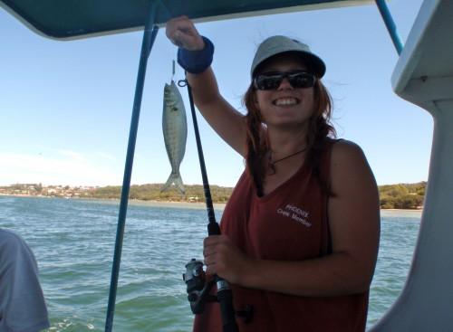 My 1st catch!