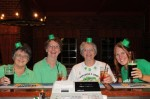 St Patricks-day with my Grannies