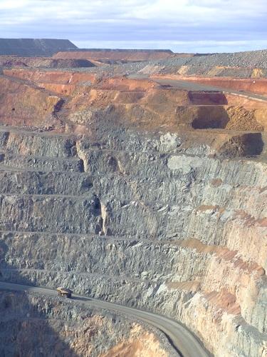 BIG pit, Kalgoorly