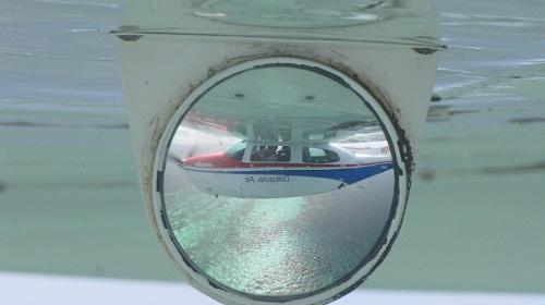 plane to Abrolhos