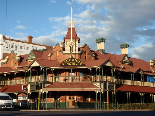 the Exchange, Kalgoorlie