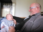 Gijs and Grandpa