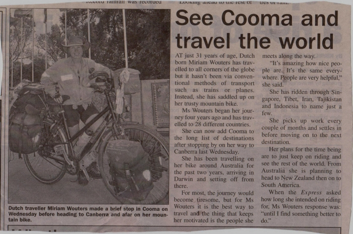 Cooma Paper