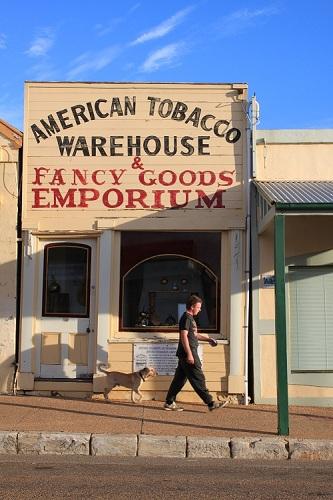American Tobacco Warehouse