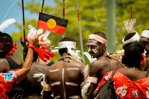 And Aboriginal