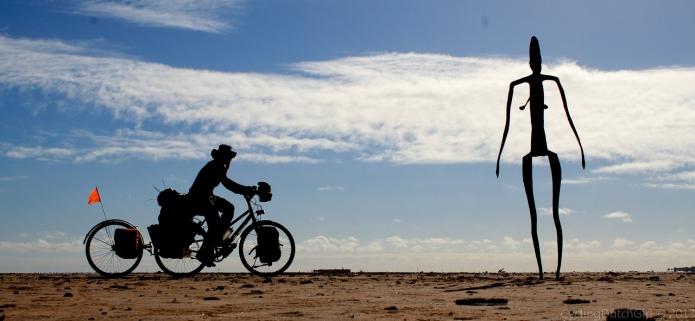 Cycling Lake Ballard