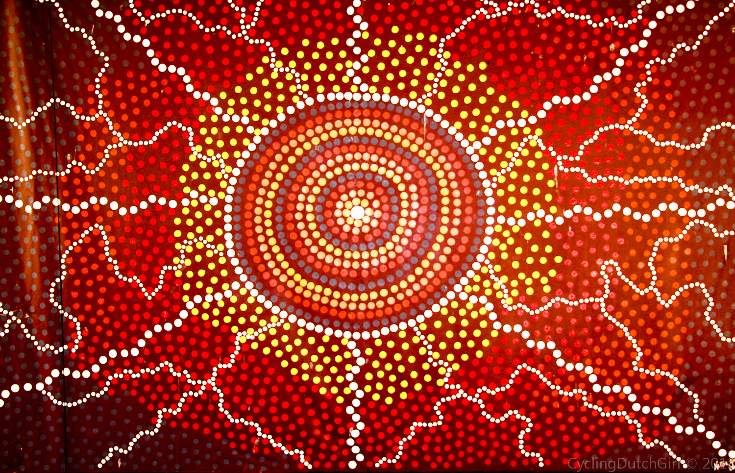 Download this Aboriginal Art picture