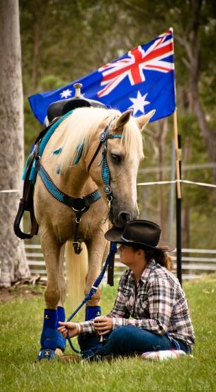 Australia you think?