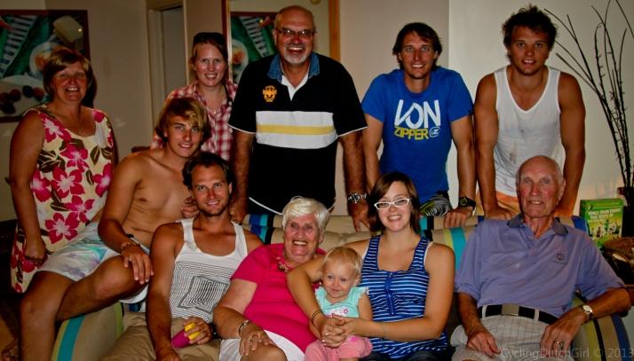 2nd Cousin Rodney & Family
