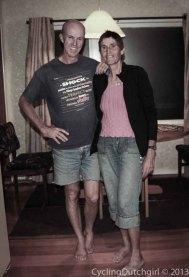 Tony & Margaret