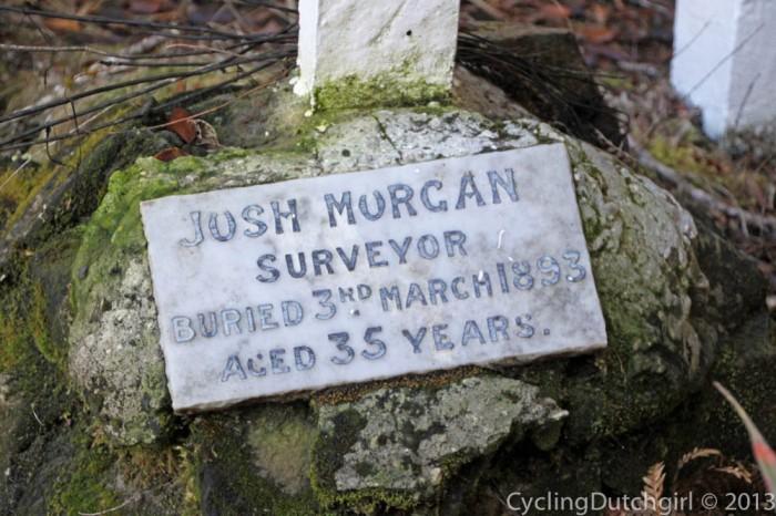 Josh Morgan's Grave