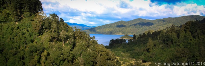 Lake Waikaramoana