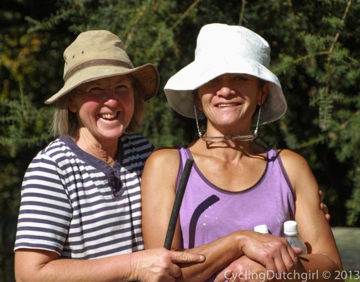 Two Nice Ladies