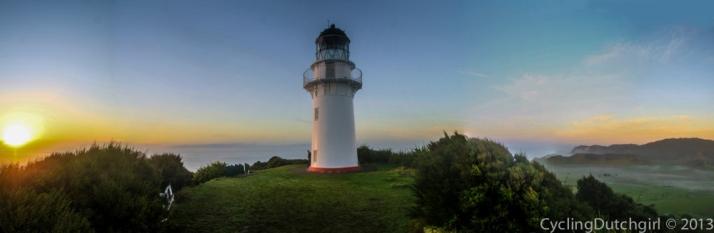 Lighthous Sunrise