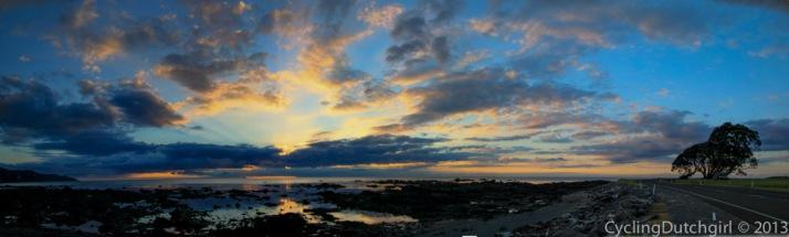 Eastcoast Sunset
